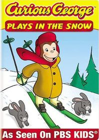 Curious George:Plays in the Snow and - (Region 1 Import DVD)
