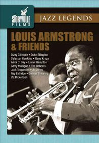 Louis Armstrong & Friends - (Region 1 Import DVD)