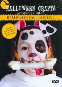 Halloween Face Painting - (Region 1 Import DVD)