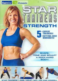 Star Trainers:Strength - (Region 1 Import DVD)