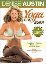 Denise Austin:Yoga Body Burn - (Region 1 Import DVD)