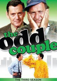 Odd Couple:Third Season - (Region 1 Import DVD)