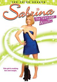 Sabrina the Teenage Witch - The Complete Third Season - (Region 1 Import DVD)