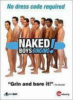 Naked Boys Singing - (Region 1 Import DVD)