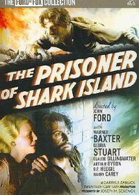 Prisoner of Shark Island - (Region 1 Import DVD)