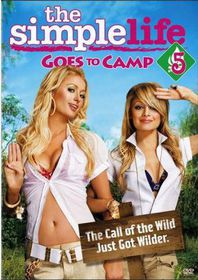 Simple Life Season 5: Simple Life Goes To Camp - (Region 1 Import DVD)
