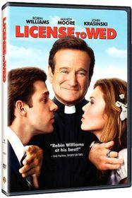 License to Wed - (Region 1 Import DVD)