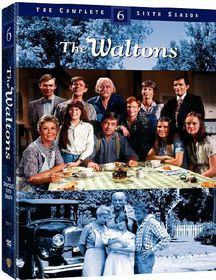 Waltons:Complete Sixth Season - (Region 1 Import DVD)
