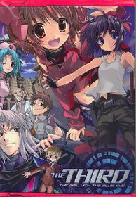 Third:Girl with the Blue Eye Vol 3 - (Region 1 Import DVD)