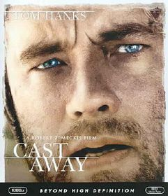 Cast Away - (Region A Import Blu-ray Disc)