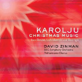 Karolju:Christmas Music from Rouse - (Import CD)