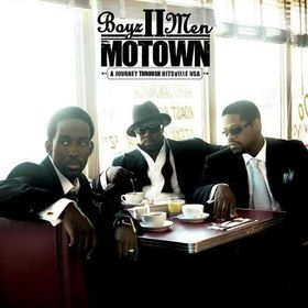 Boyz Ii Men - Motown: Hitsville, USA (CD)