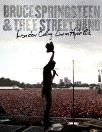 Springsteen Bruce - Bruce Springsteen & The E Street Band - London Calling: Live in Hyde Park Concert (DVD)