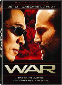 War - (Region 1 Import DVD)