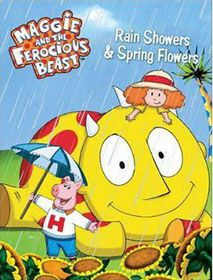 Maggie And The Ferocious Beast Rain Showers & Spring Flowers - (Region 1 Import DVD)