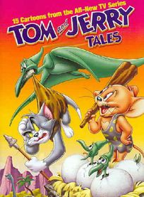 Tom and Jerry:Tales Vol 3 - (Region 1 Import DVD)