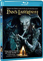 Pan's Labyrinth - (Region A Import Blu-ray Disc)