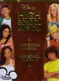 High School Musical 1 and 2 Boxset - (DVD)