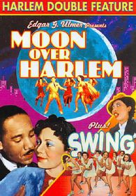 Harlem Double Feature: Moon Over Harlem/Swing - (Region 1 Import DVD)