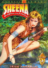 Sheena Queen of the Jungle Vol 3 - (Region 1 Import DVD)