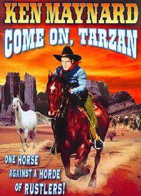 Come on Tarzan - (Region 1 Import DVD)