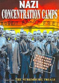 WWII - Nazi Concentration Camps/Nuremburg Trials - (Region 1 Import DVD)