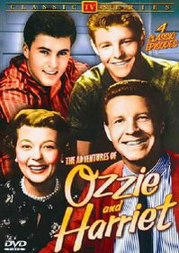 Adventures of Ozzie & Harriet Vol. 1-5 - (Region 1 Import DVD)