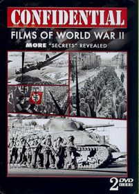 Confidential Films of Wwii - (Region 1 Import DVD)