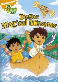 Go Diego Go:Diego's Magical Missions - (Region 1 Import DVD)