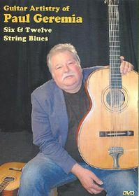 Guitar Artistry of Paula Geremia - (Region 1 Import DVD)