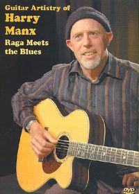 Guitar Artistry of Harry Manx - (Region 1 Import DVD)