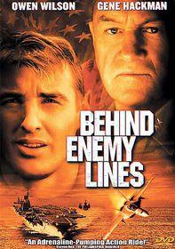 Behind Enemy Lines - (Region 1 Import DVD)