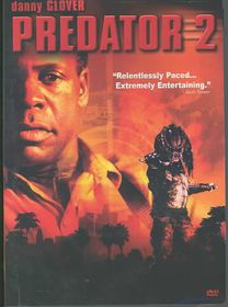 Predator 2 - (Region 1 Import DVD)