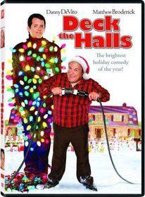 Deck the Halls - (Region 1 Import DVD)