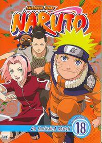 Naruto Vol 18 - (Region 1 Import DVD)