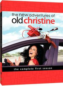 New Adventures of Old Christine: The Complete First Season - (Region 1 Import DVD)