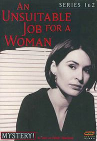 Unsuitable Job for a Woman 1 and 2 - (Region 1 Import DVD)