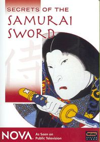 Secrets of the Samurai Sword - (Region 1 Import DVD)