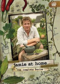 Jamie Oliver - Jamie at Home - (Import DVD)
