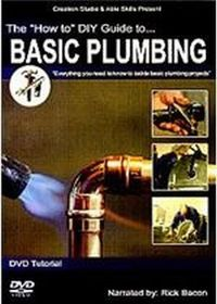 How To Diy Guide To Basic Plumbing - (Import DVD)