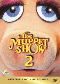 Muppet Show-Season 2 Box Set - (Import DVD)