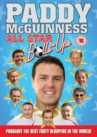 Paddy McGuinness- All Star Balls Up - (Import DVD)