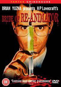Bride of Re-animator - (Import DVD)