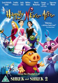 Happily N'ever After - (Import DVD)