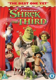 Shrek 3 - (Import DVD)