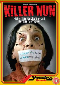Killer Nun - (Australian Import DVD)