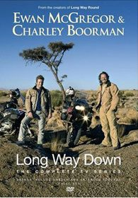 Long Way Down - Complete TV  Series (2 Disc Set) - (DVD)