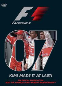 Formula One 2007-Official Season Review - (Import DVD)