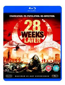28 Weeks Later - (Import Blu-ray Disc)