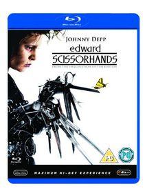 Edward Scissorhands - (Import Blu-ray Disc)